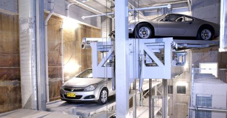Robotic Parking is Making the Future of Parking a Reality